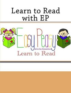 Learn to Read | Easy