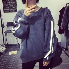 Buy 'Melon Juice – Striped Pullover' with Free International Shipping at YesStyle.com. Browse and shop for thousands of Asian fashion items from China and more!