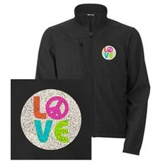 #Artsmith Inc             #ApparelTops              #Men's #Embroidered #Jacket #Neon #Love #with #Peace #Symbol #Sign            Men's Embroidered Jacket Neon Love with Peace Symbol Sign                                               http://www.snaproduct.com/product.aspx?PID=7297070