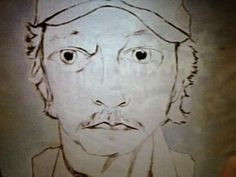 Francesco Clemente's art for the movie Great Expectations (the Hawke/Paltrow one)
