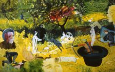 graca morais painting, 1978