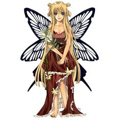 anime fairy image, picture by aoisprincess - Photobucket ❤ liked on Polyvore