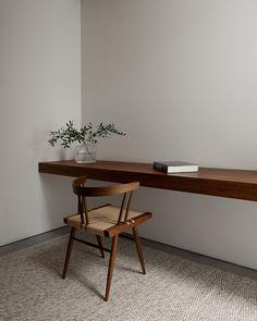 Home Office Design, Home Office Decor, Home Interior Design, Interior Architecture, Interior Decorating, House Design, Scandinavian Style Home, Scandinavian Interior, Minimalist Home