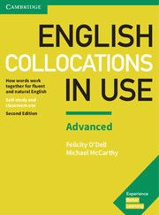 [Sách] Cambridge English Collocations in Use Advanced with Answers (Second Edition) – Sách gáy xoắn English Grammar Book, English Book, Teaching English, Learn English, Advanced English, English Tips, English Language, Grammar And Vocabulary, English Vocabulary