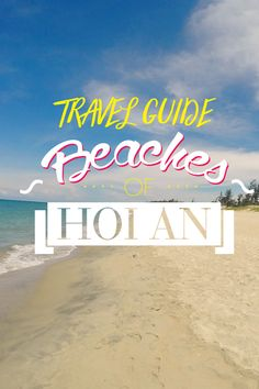 Hoi An is not all about Vietnamese traditional life. Who would know they have good beach instead? Find the best Beach in Hoi An where you can get relax!