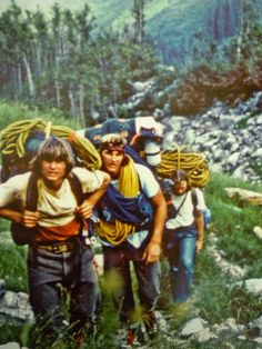 Capturing the spirit of rock climbing in the 70s. Dirtbags – California climbing in the 60s & 70s / Blog / Need Supply Co.