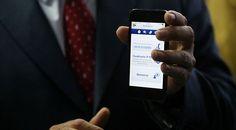 """Aplicación-de-patrullaje.El resultado hoy (jueves) es de 30.500 descargas. La aplicación se posición en el primer lugar de las aplicaciones descargadas en Venezuela""""."""