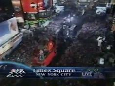 Coverage from WBRE/NBC of New Years Celebration from New York City. Clip covers the 6 Minutes before and after the 2000 changeover. Sting was the N. 3rd Millennium, New Year Celebration, Barre, New Years Eve, New York City, Celebrations, Nyc, Youtube, New York