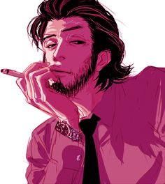 Jigen Daisuke(Lupin The 3rd) by matsu-michi.deviantart.com on @DeviantArt