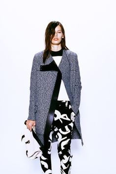 Proenza Schouler Pre-Fall 2013 Collection Slideshow on Style.com