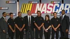 Driver sues NASCAR, claims he was excluded from diversity program for being 'too Caucasian'