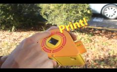 """""""Believing that """"memory is not a movie, nor a photo"""", but instead closer to being like a GIF animation, Jiho Jang has created a Polaroid camera that produces physical GIF animations in the form of a flipbook.   Jang's design is part of his thesis project, and works by taking a sequence of Polaroid pictures, which are developed and printed instantly. This is then combined into a flipbook."""""""