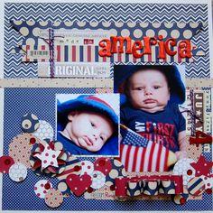 Made In America - Scrapbook.com
