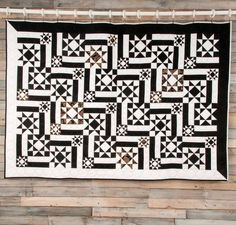 Black Friday - Cyber Monday Marked down quilt kits, 20% off entire ... : black and white quilt kits - Adamdwight.com