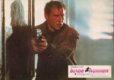lobby cards of blade runner -