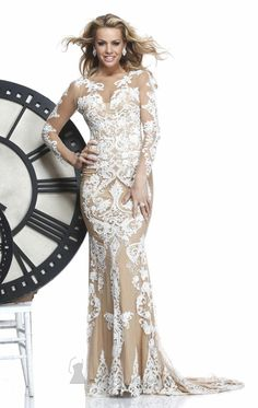 Tarik Ediz 92317 Dress - MissesDressy.com