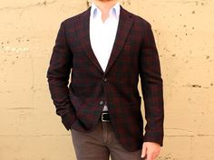 UNIQLO Unconstructed Wool Blend Jacket | Best Affordable Blazers & Sportcoats – Fall 2015 on Dappered.com