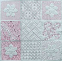 So many ideas on this site and how to do this sampler.