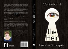 Here is the full length cover of The Heir, which will be available from 1st June 2013. To purchase it on Kindle visit: http://www.amazon.com/The-Heir-ebook/dp/B00BS1O2RW/ref=la_B00BT60S1K_1_1?ie=UTF8=1365806834=1-1  To purchase it in paperback visit: http://www.wombatbooks.com.au/the-heir