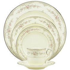 Noritake Shenandoah   My china. I still love this pattern today as much as I did in 1987.