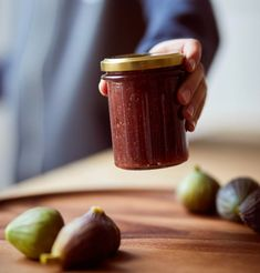 Figs, or smokve, are now starting to ripen in Croatia and are ready to be picked. If you are lucky enough to pick more than you can eat then drying them and Dalmatia Croatia, Fig Jam, Croatian Recipes, Yummy Food, Yummy Recipes, Figs, Baking, Fruit, Paula Deen