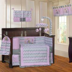 Features: -Material: 100% Cotton. -Set includes crib quilt, crib bumper, crib…