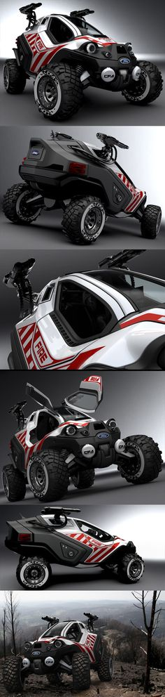 ♂ A new class of vehicle to the field of fire appliance design that is capable…