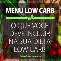 Quer saber quais alimentos você deve incluir na sua dieta low carb? Veja aqui as regras gerais e melhore a sua saúde.