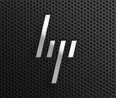 New brand identity HP