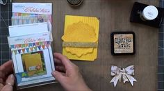 Spellbinders Doily Celebrations Dies and Stamps
