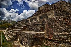 ALTUN HA, BELIZE - Our works decay and disappear but God gentlest works stay looking down on the ruins we toil to rear. - Walter Smith