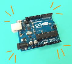 Spent the whole day with this little guy @arduino_uno So excited about the possibilities! Has anyone tried this? I have a lot of work ahead of me but I got this  @girlswhocode #arduino #arduinouno #girlboss #artinstallation