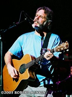 Bob Weir (of the Grateful Dead) performs in support of Seva Foundation. 12/13/03 www.seva.org