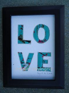 LOVE Arizona Tea Can original 5 x 7 Collage by creationsbyingrid1, $12.00