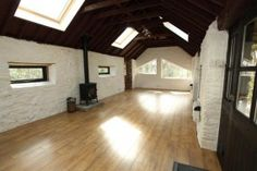 The Barn Function Room Wexford is a beautiful and tranquil space available to our residential guests. Alternative Wedding Venue, Barn Wedding Venue, Wedding Reception, Function Room, Old World Style, Farmhouse Design, White Walls, Old Things, Cottage