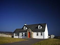 Image result for donegal houses for holiday rent Bungalow, Cabin, Donegal, Mansions, House Styles, Holiday, Houses, Home Decor, Image