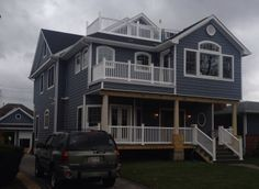 Belmar Nj In New Jersey Beach House Hurricane Sandy
