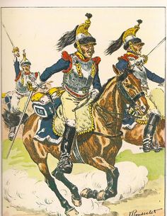 French; 10th Cuirassiers, c.1809