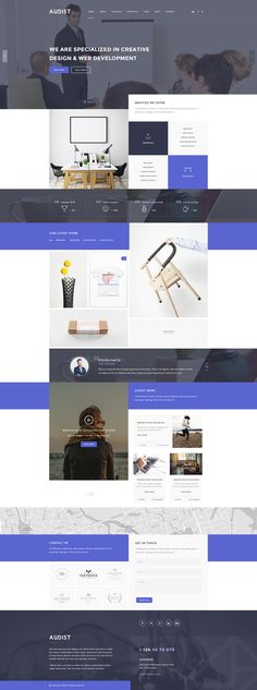 Best Business WordPress Themes Collection #design #creative