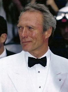Clint Eastwood at the 1994 Cannes Film Festival
