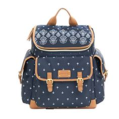 e0e056236cdb Product Image for carter s® Baby Go Bandana Backpack Diaper Bag in Blue 1  out of