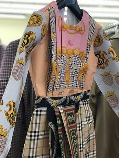 Dal foulard all'abito - Giuntini Pills, Facebook, Blouse, Tops, Women, Fashion, Scarf Head, Moda, Fashion Styles