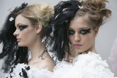 Chanel Spring Haute Couture 2013