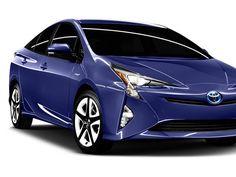 2016 Toyota Prius Information