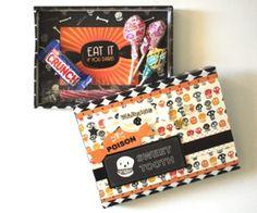 Halloween Treat Box | DCWV