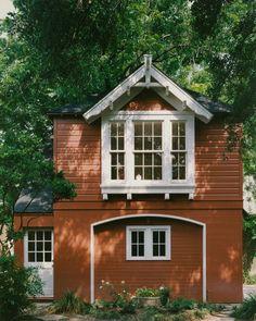 Swift Street Garden Studio - Curtis & Windham Architects, Inc.