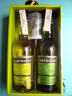 Coffret liqueur #Chartreuse cuvée Santa Tecla 2016 @Tarragona