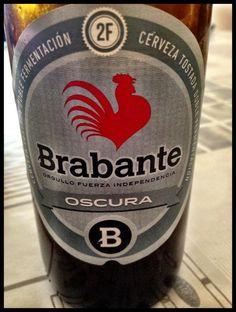 El Alma del Vino.: Cervezas : Brabante Oscura.