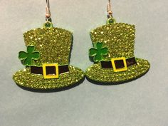 A personal favorite from my Etsy shop https://www.etsy.com/listing/581424295/st-patricks-day-earrings-ai24