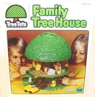 Family Tree House. Another toy my cousins had and I didn't, but I remember it well!